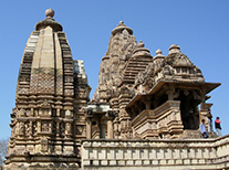 Asia. India. Khajuraho Sex Temples